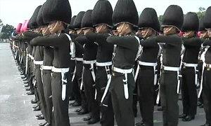 ทหารเคลื่อนย้ายกำลัง 1-2 ธ.ค. ซ้อมพิธีถวายสัตย์ฯ แจ้งปชช. อย่าตื่นตระหนก
