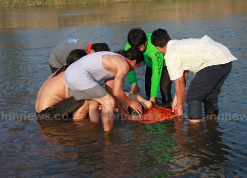 เด็ก9ขวบกำแพงเพชรจมน้ำตายหลังเที่ยววันเด็ก
