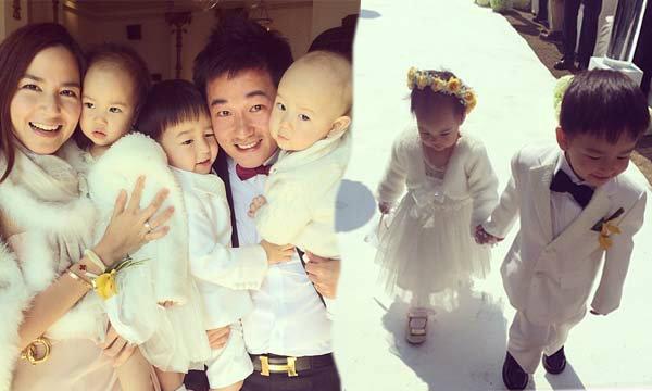 พลอย ชิดจันทร์ ครอบครัวสุดน่ารัก!!