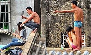 หนุ่มจีนคลั่งจับแฟนสาวเป็นตัวประกัน หลังถูกกีดกันห้ามแต่งงาน