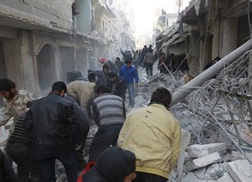 ยูเอ็นบรรลุการช่วยเหลือกับซีเรียเร่งอพยพคน