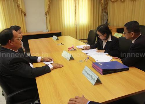 ส.ส.เพื่อไทยส่งน้องสาวชิงเก้าอี้ส.ว.ศรีสะเกษ