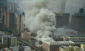 ล่าสุด! เหตุระเบิดในตึกย่านแมนฮัตตัน นิวยอร์ก ดับ 2 เจ็บ 18