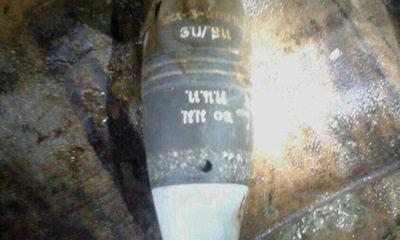 ระทึก! ระเบิด 21 ลูกซุกบ่อน้ำชลบุรี EOD เร่งเก็บกู้
