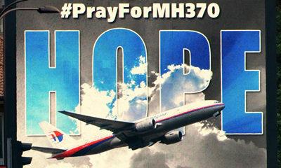 """มาเลย์เผยคำพูดสุดท้ายของ MH370 คือ """"ราตรีสวัสดิ์มาเลเซีย 3-7-0"""""""