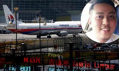 ผู้ช่วยนักบินใช้มือถือโทรออกก่อน MH370 หายจากเรดาร์