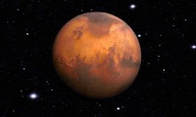 สดร. ชวนดูดาวอังคารโคจรใกล้โลก 14 -15 เม.ย. นี้