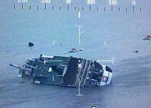 อัยการฟ้องกัปตันเรือเกาหลีไม่อยู่สั่งขณะเรือล่มล่าสุดตาย 25