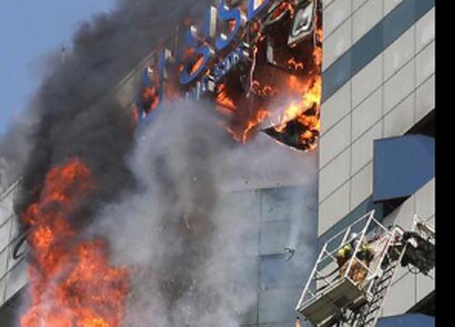 ไฟไหม้ซ้ำหลังเกาหลีเจอเรือล่มยังไม่มีรายงานสาเหตุ