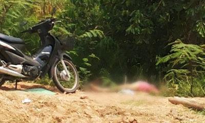 คดีฆ่าเปลือยสาวนิรนามใกล้ ม.มหาสารคาม - ตร.คุมตัวหนุ่มที่คบหาผู้ตายสอบเครียด