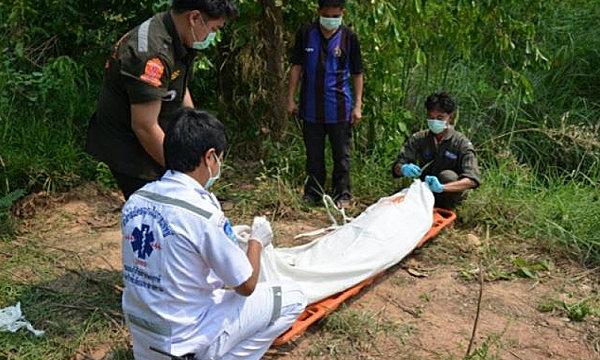 รวบเฒ่า 71 ฆ่าเปลือยสาว 17 หมกป่า แค้นถูกขู่เอาเงิน