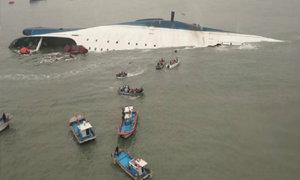 ข้อมูลใหม่! เรือเซวอลหักเลี้ยวรูปตัวเจก่อนจม ตายพุ่ง 143