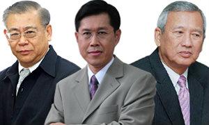 ยุคล- นิวัฒน์ธำรง- พงศ์เทพ ลุ้นขึ้น รักษาการนายกรัฐมนตรี แทนยิ่งลักษณ์