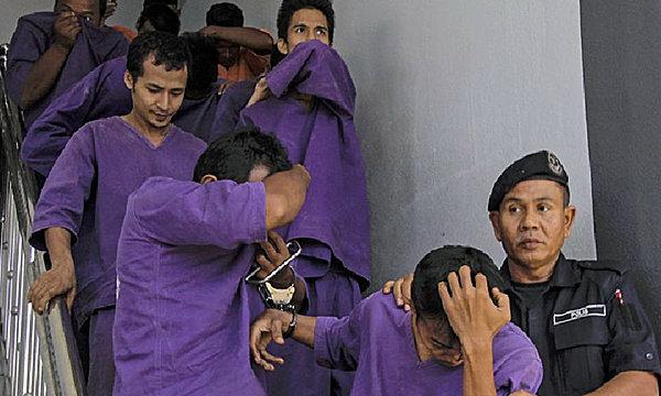 มาเลเซียช็อก หญิงวัย 15 ปี ถูกชาย 38 รายรุมข่มขืน