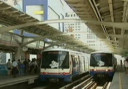 BTSงดจอด3สถานีเลี่ยงเดินทางราชประสงค์