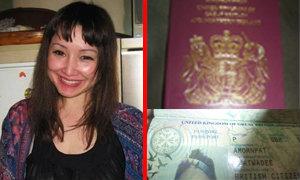 โรส โชว์พาสปอตร์หรา เผยภูมิใจที่เป็นคนอังกฤษ เย้ยทางการไทย