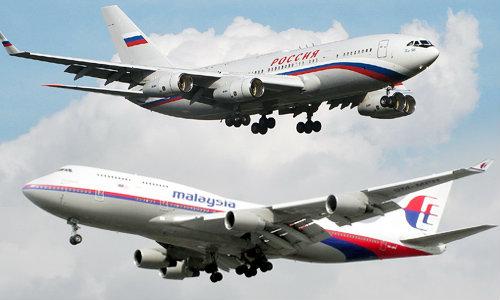 ลือสนั่น! MH17 ถูกยิงตก เหตุคล้ายเครื่องบิน ปธน.ปูติน