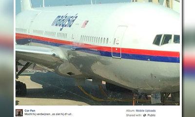 ประโยคสุดท้าย หนุ่มโพสต์เฟซบุ๊กก่อน MH17 ถูกยิงตก