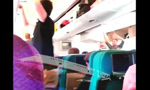 ชาวโลกแชร์! คลิปภาพสุดท้ายจากเที่ยวบิน MH17