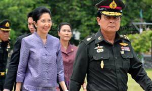 """ว่าที่สตรีหมายเลข1 ของไทย อาจารย์ """"นราพร"""" ผู้ดับไฟในหัวใจ """"พล.อ.ประยุทธ์ จันทร์โอชา"""""""