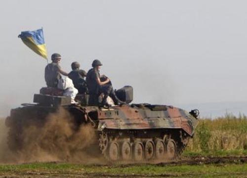 กบฏยูเครนยิงผู้ลี้ภัยดับ3ขณะเดินทางออกจากเมืองลูฮานส์