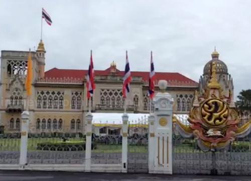 ตึกไทยคู่ฟ้า ทำเนียบ ปรับปรุงใกล้ 100% แล้ว