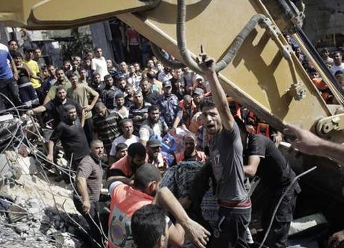 อิสราเอลเพิ่มกำลังทหารหนุนกองทัพ