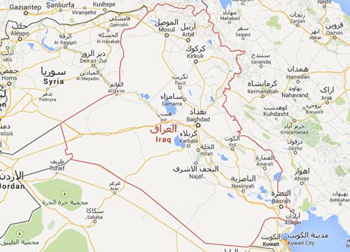 กลุ่มติดอาวุธอิรักโจมตรีในมัสยิดชาวสุหนีดับ64