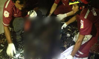 ไฟไหม้บ้านคลอกลูกสาว 14 ดับ พ่อฝ่าช่วยเจ็บหนัก