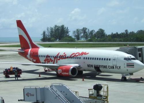 โทรขู่บึ้มAirAsiaภูเก็ตจนท.รุดสอบไม่พบ-ลงจอดปลอดภัย