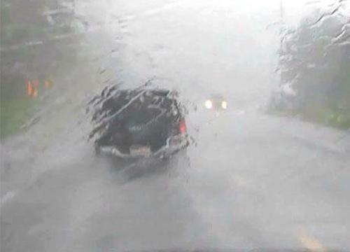 อุตุฯเผยทั่วไทยฝนตกหนาแน่น-กทม.80%