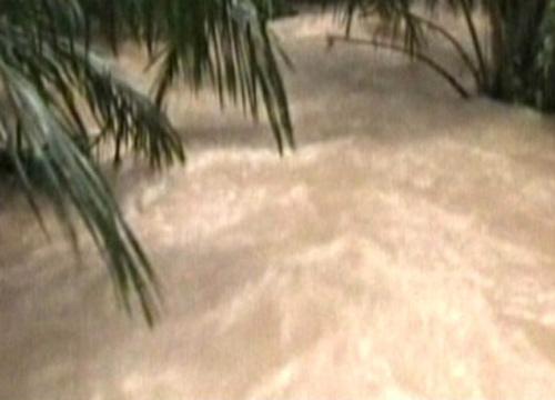 ศภช.เตือนน้ำป่า น้ำท่วมฉับพลันหลายจังหวัด