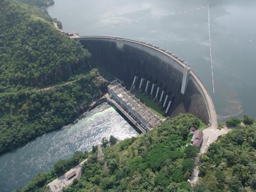 กรมชลฯรายงานน้ำในเขื่อนหลักเหลือ53%
