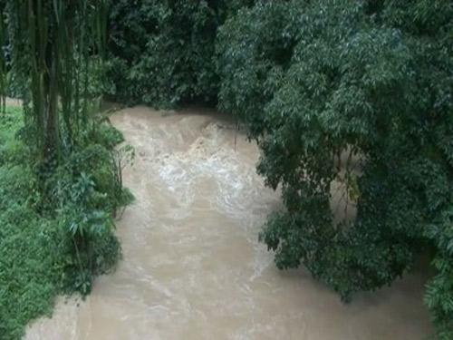 ศภช.เตือนภัยธรรมชาติในพท.7จังหวัดของไทย