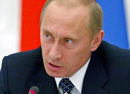 ปูตินเร่งยูเครนเจรจาการเมืองและปัญหาพื้นที่ตอ.