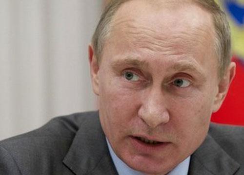 ปูตินเรียกร้องเปิดเจรจาตั้งรัฐในตอ.ของยูเครน