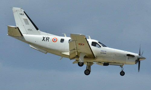 นักบินวูบกลางอากาศ ขับเครื่องบินเล็กร่วงตกทะเล