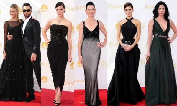 5 ลุคสวยเด็ดจากงาน The Emmy Awards
