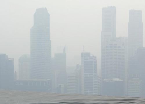 สิงคโปร์เตือนปีนี้เจอมลพิษทางอากาศหนักกว่าปีก่อน