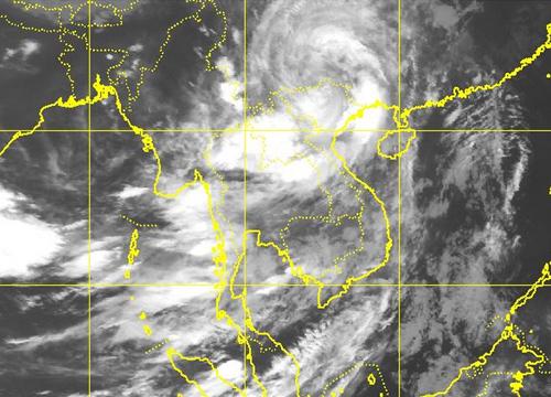 อุตุเตือนพายุคัลแมกีฉ.8ไทยฝนเพิ่ม17-18กย.