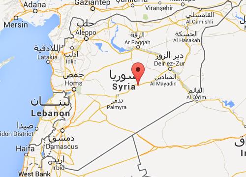 ซีเรียถล่มพื้นที่ก่อการร้ายยึดครองมีผู้เสียชีวิต48ราย