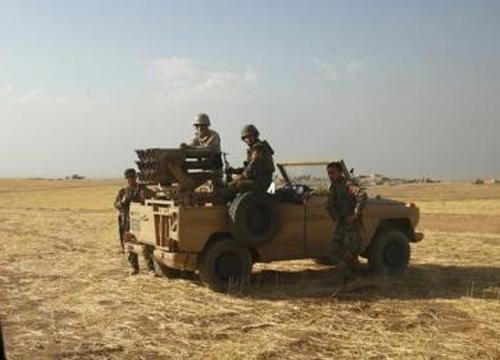 ISISเหิมจัดขนรถถังยึดซีเรียนับสิบหมู่บ้านภายใน2วัน