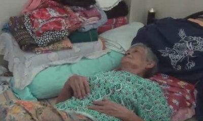 สลด! ลูกทิ้งแม่วัย 71 กุข่าวแม่ตายหวังเงินค่าทำศพ