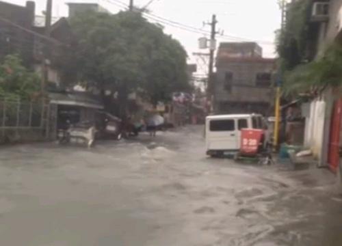 พายุฟงวองถล่มฟิลิปปินส์ตาย5อพยพกว่า2แสน