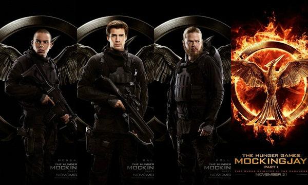 เตรียมลุ้นกันตัวโก่ง The Hunger Games: Mocking Jay Part 1 จะมาแล้ว
