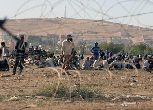 ปชช.ซีเรียหนีISISทะลักเข้าตุรกีแล้วกว่าแสนราย