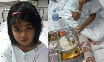 เด็กหญิง 5 ขวบถูกทิ้งในป่าสงขลา ตร.เร่งหาตัวพ่อแม่
