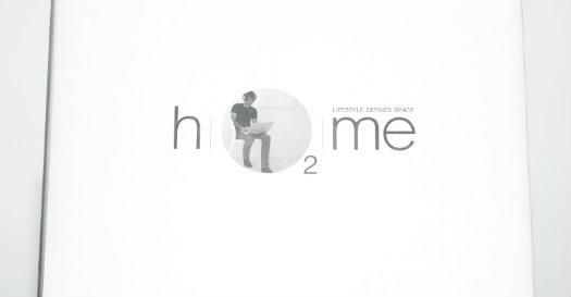 หนังสือใหม่ ho2me : lifestyle defines space