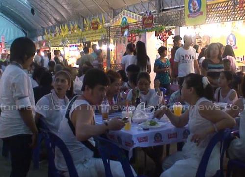 เริ่มแล้ว!เทศกาลกินเจหาดใหญ่ไทยเทศแน่น