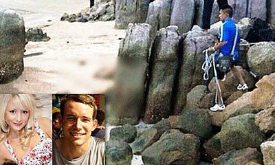 ชาวบ้านแฉ! เพื่อนฝรั่งถูกฆ่าที่เกาะเต่า มีพิรุธ